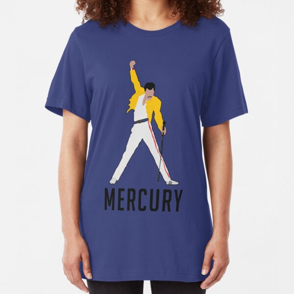 MERCURY SHIRT Slim Fit T-Shirt