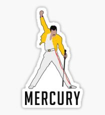 MERCURY SHIRT Sticker