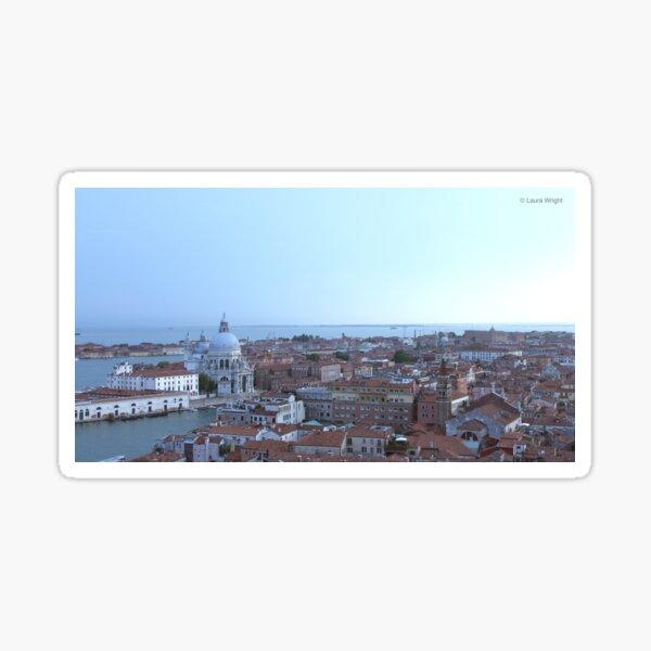 Venice cityscape Sticker