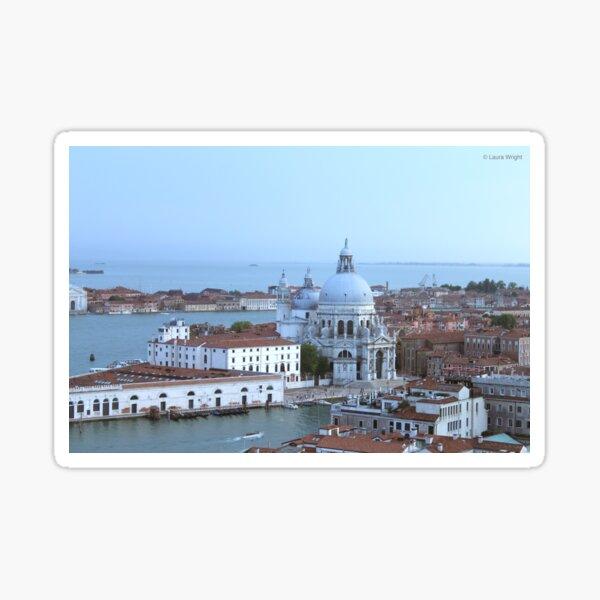 Venice cityscape2 Sticker