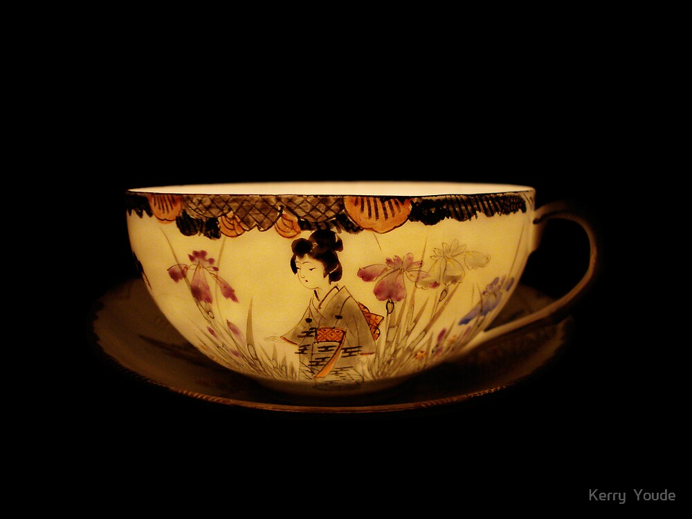 Fine China  by Kerry  Youde