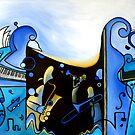 Manly Jazz Festival by Midori Furze