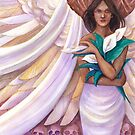 Angel in the Ossuary by Janet Chui