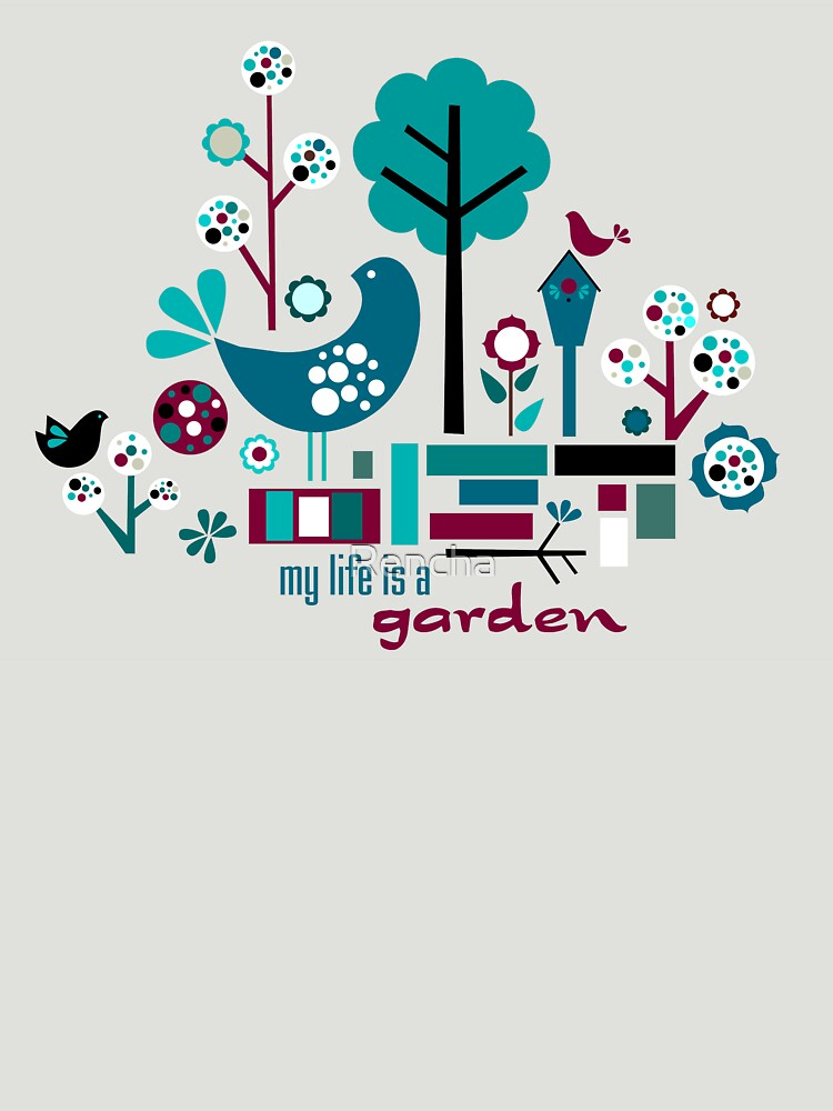 My Life is a Garden by Rencha