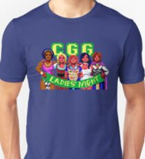CGG Ladies Night! Slim Fit T-Shirt