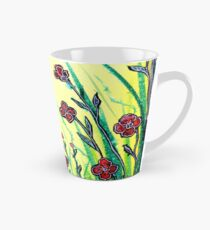 The Promise of Spring - Poppies Tall Mug