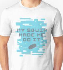 MEIN SQUIP MADE MIR DO IT - sei mehr Chill Slim Fit T-Shirt