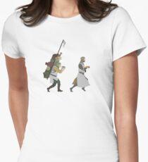 Camiseta entallada para mujer Rey Arturo