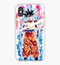 Vinilo o funda para iPhone Ultra Instinct Omen