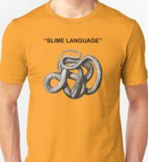 Slime Language Snakes Shirt Unisex T-Shirt