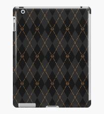 Modern Gentleman's Armor iPad Case/Skin