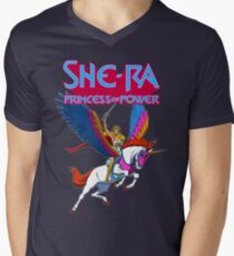 She-Ra Princess Of Power Men's V-Neck T-Shirt