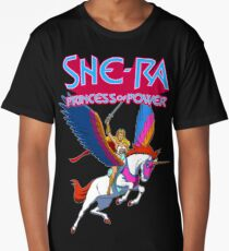 She-Ra Princess Of Power Long T-Shirt
