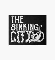 The Sinking City Art Board