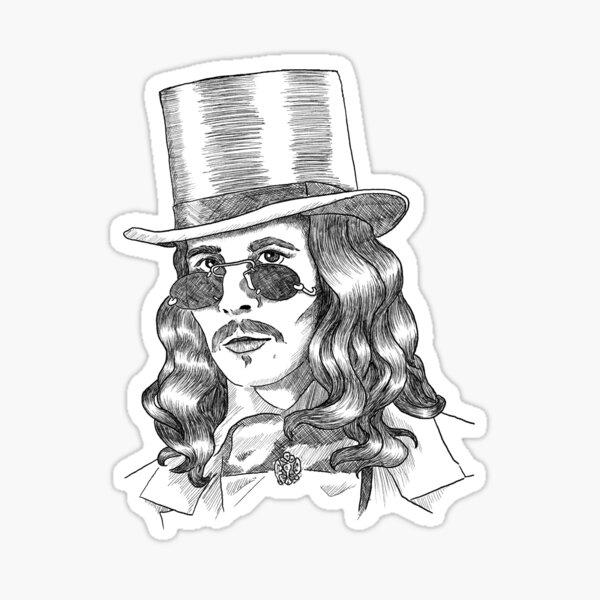 Vlad Dracul Sticker