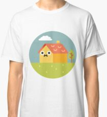 Happy house - Augmented reality enabled Classic T-Shirt