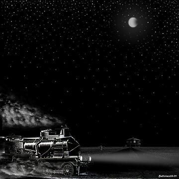 NIGHT TRAIN by theoatman