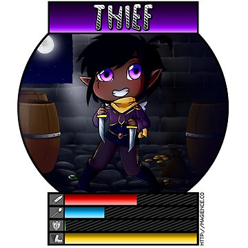 Class: Thief by magience