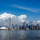 Toronto Ontario cityscape by sumners