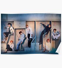 BTS love yourself answer Poster