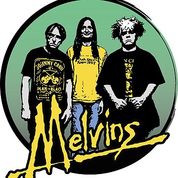 Melvins by PsychoProjectTS