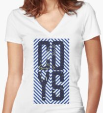 COYS Hypnosis Women's Fitted V-Neck T-Shirt