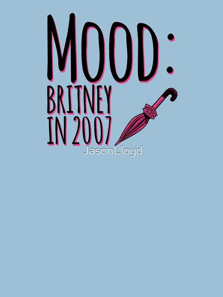 Mood (Britney) by JasonLloyd