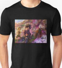 Hergestellt in Abyss Unisex T-Shirt