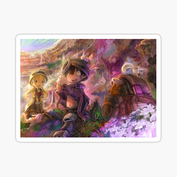 Made in Abyss Sticker