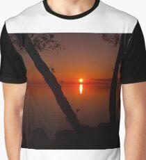 sundown Graphic T-Shirt