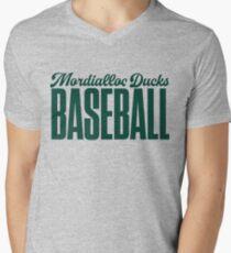 Mordialloc Ducks Baseball V-Neck T-Shirt