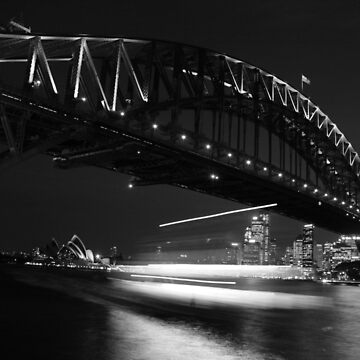 Ghost Ship - Sydney - Australia by BryanFreeman