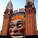 Luna Park - Sydney - Australia by Bryan Freeman