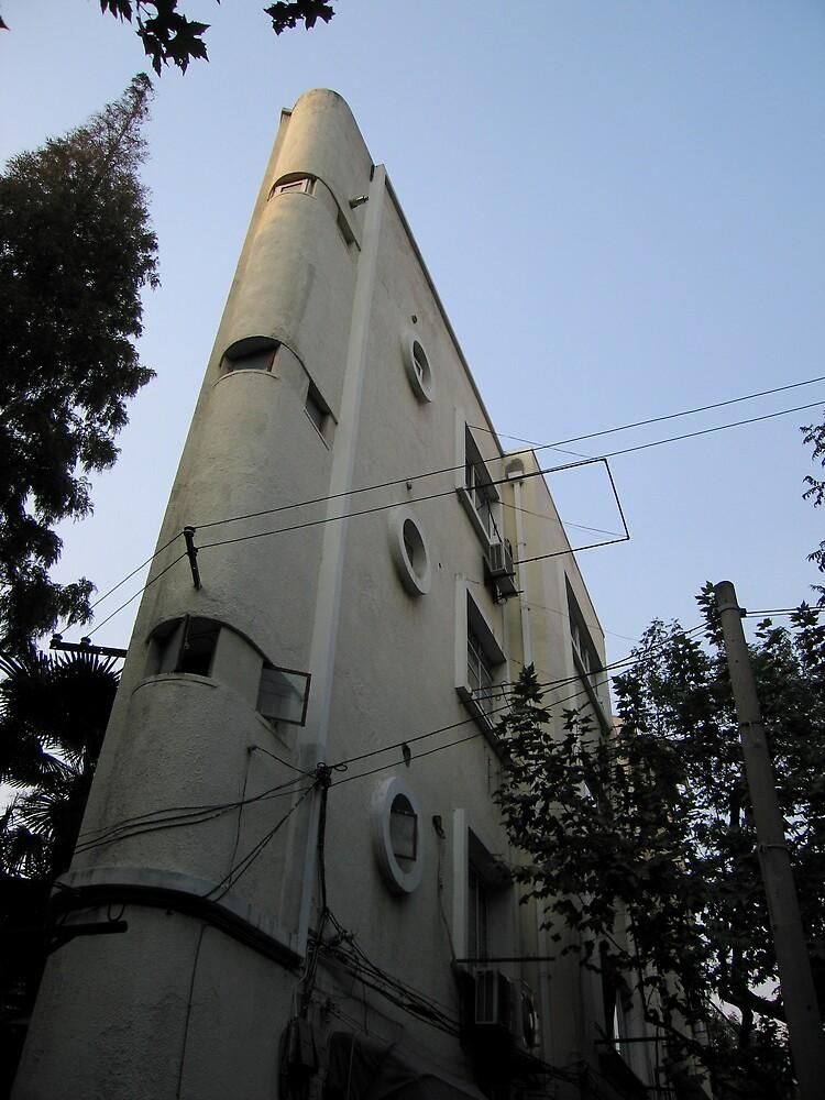 Capetown Apartments - Wukang Rd - Shanghai, China by John Meckley
