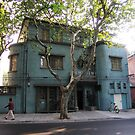Art Deco Villa - West Fuxing Rd - Shanghai, China  by John Meckley