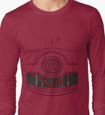 C-3P0 Long Sleeve T-Shirt