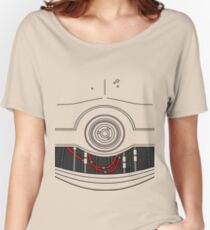 C-3P0 Women's Relaxed Fit T-Shirt