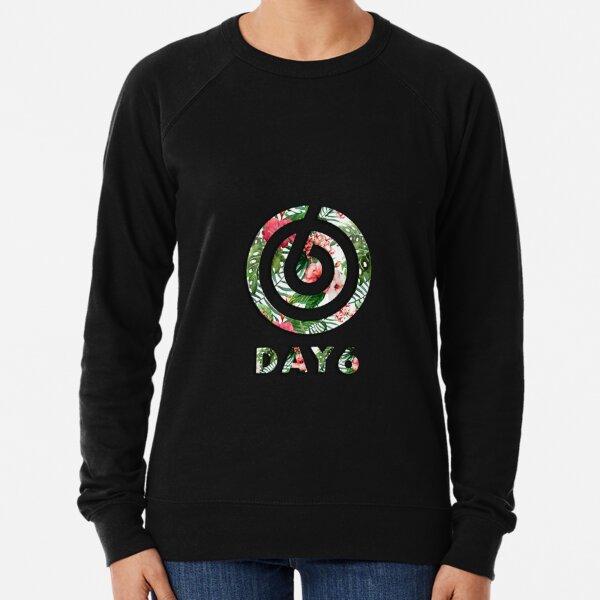 DAY6 flower pattern logo Lightweight Sweatshirt