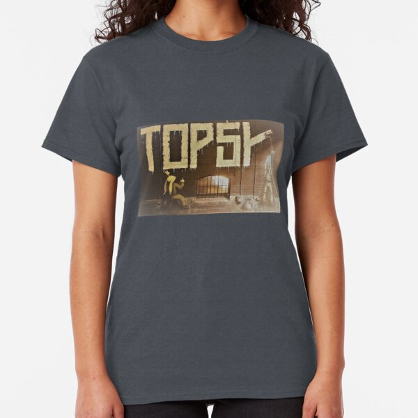 Topsk by the hares Classic T-Shirt