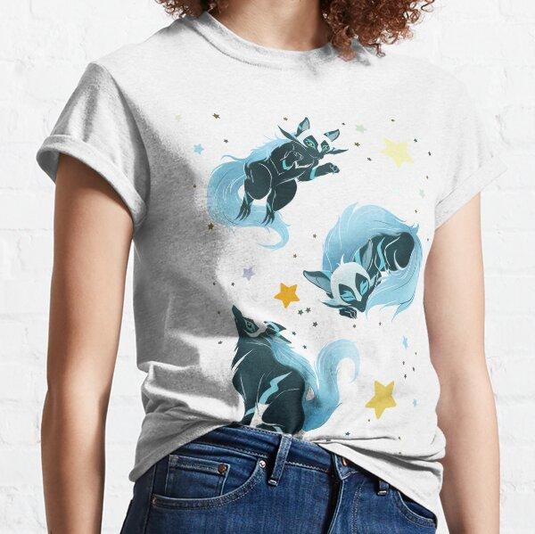 Loup Cosmique T-shirt classique