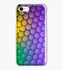 Straws of the Rainbow  iPhone Case/Skin