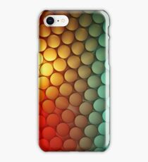 It's That Red & Green Again (with some yellow) iPhone Case/Skin