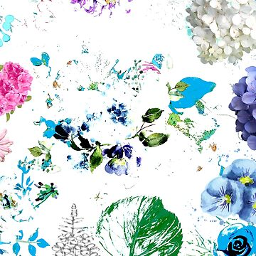 Hazel Blue by hyndussidart by monka1973