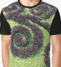 Pattern, #Pattern, grass, #grass Graphic T-Shirt