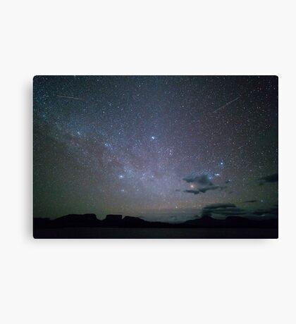 Venezuelan Sky Canvas Print