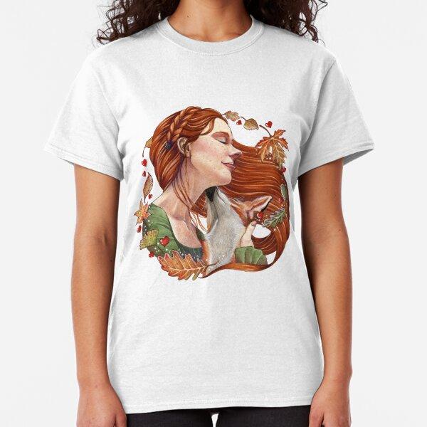 Fall in Love Camiseta clásica