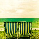 Oh I do like to be beside the seaside by Catherine Hadler