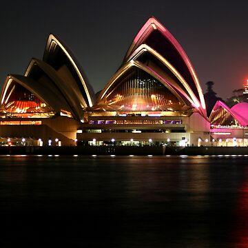 Sydney Opera House. Australia by BryanFreeman