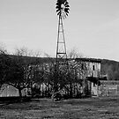 AMERICAN WINDMILL by OntheroadImage