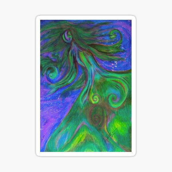 Universal Earth Spirit Sticker